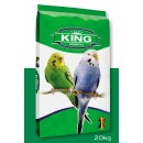 Budgie birds breeding mix Kιng 20kg