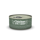 Naturea Chicken & Rabbit 80γρ.