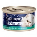 Gourmet Diamant Κομματάκια Τόνου 85γρ.