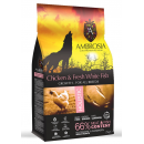 Ambrosia Grain-Free Dog Growth Chicken & Fresh Fish 12kg