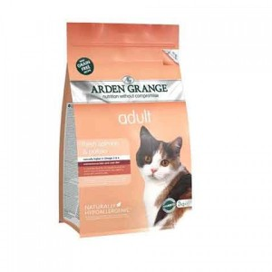 Arden Grange Cat Adult Salmon 2kg