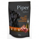 Piper Adult with Chicken hearts & Rice 500γρ.